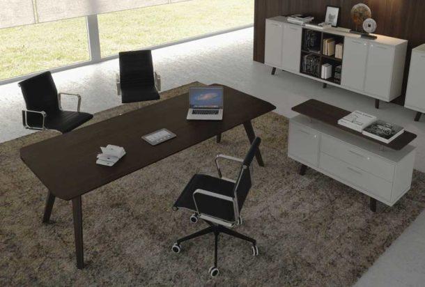 Scrivania direzionale Bralco RAIL Adv arredamentI ufficio Torino