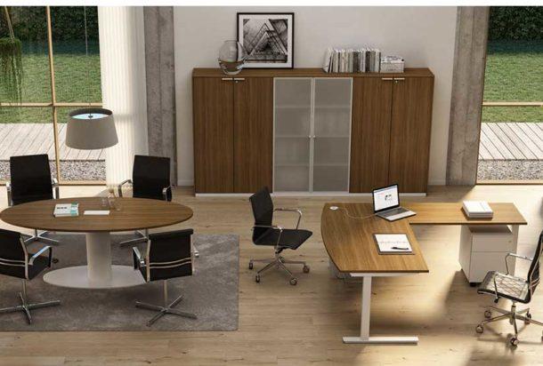 Scrivania direzionale Bralco Winglet Adv arredamentI ufficio Torino