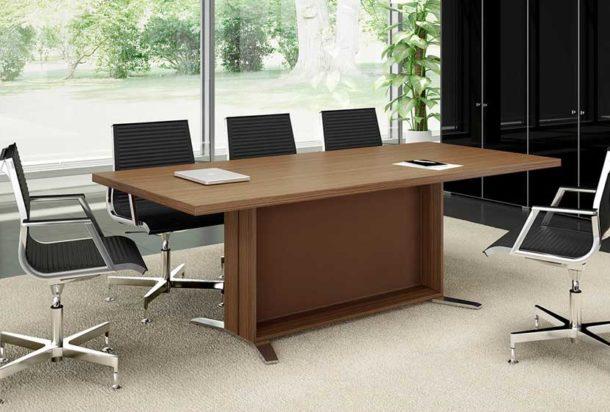 Tavolo riunioni Bralco Arche Adv arredamento ufficio Torino