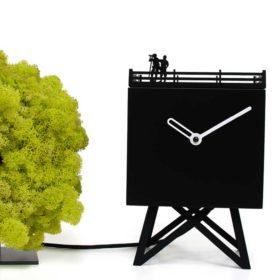 orologio birdwatching progetti Adv arredamenti ufficio Torino