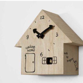 orologio cucu cuckoo home progetti Adv arredamenti ufficio Torino