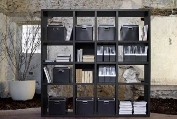 libreria Mobile Libro Sinetica Adv arredamenti ufficio Torino