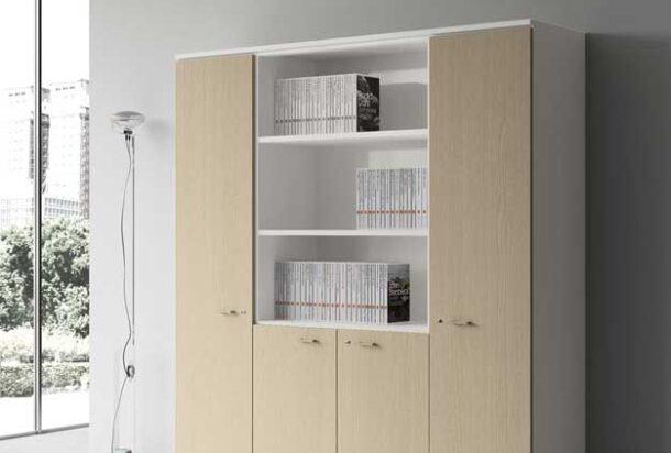 armadio Las Universali mobile contenitore a 2 antie basse Adv arredamenti ufficio Torino
