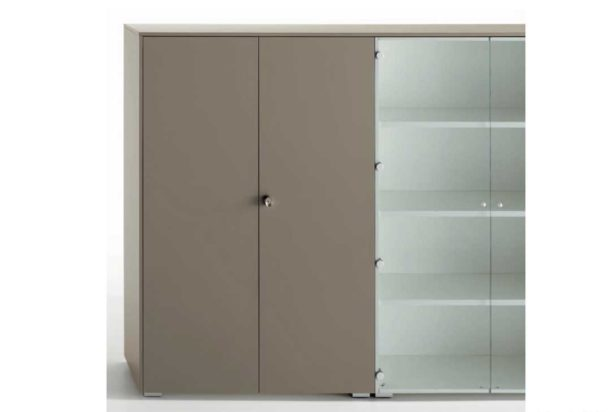 armadio mobile contenitore alto File Doimo Office Adv arredamenti ufficio Torino