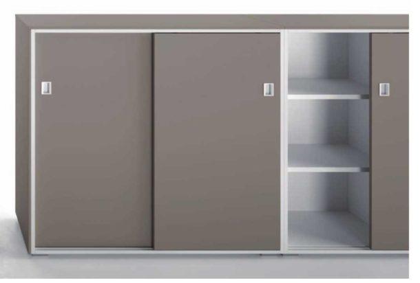 armadio mobile contenitore alto Ring Doimo Office Adv arredamenti ufficio Torino