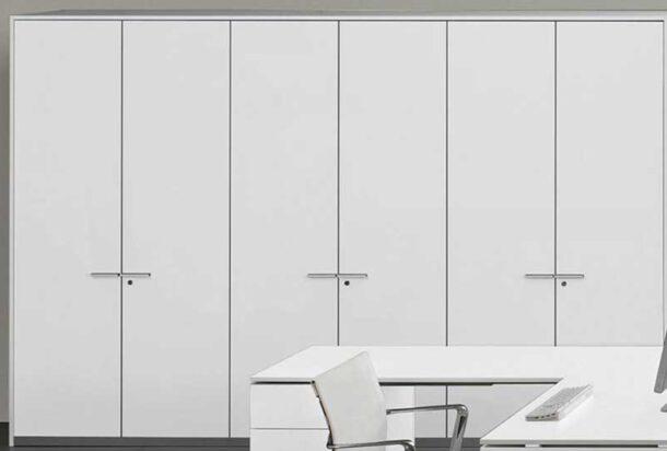 armadio Bralco ante a100 Adv arredamenti ufficio Torino