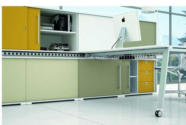 armadio m10 Bralco Adv arredamenti ufficio Torino