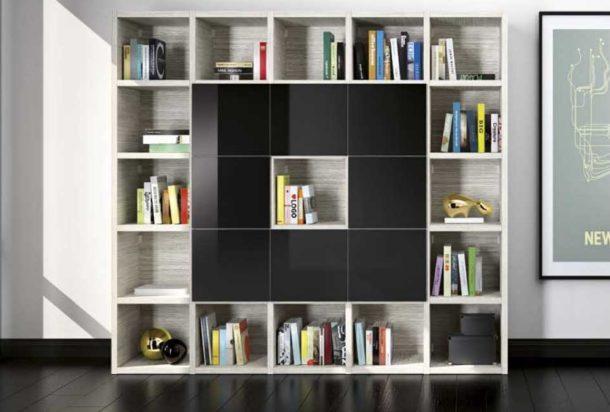 libreria 2side Colombini Adv arredamenti ufficio Torino