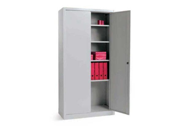 armadio ante chiuse metallico promal Adv arredamenti ufficio Torino