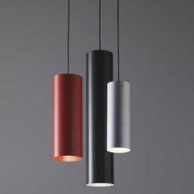 Illuminazione Quadrifoglio Tube lampada a sospensione