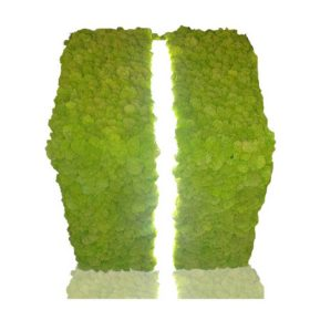 "Linfa decor Cubi Luminosi ""Green Kube Light"""