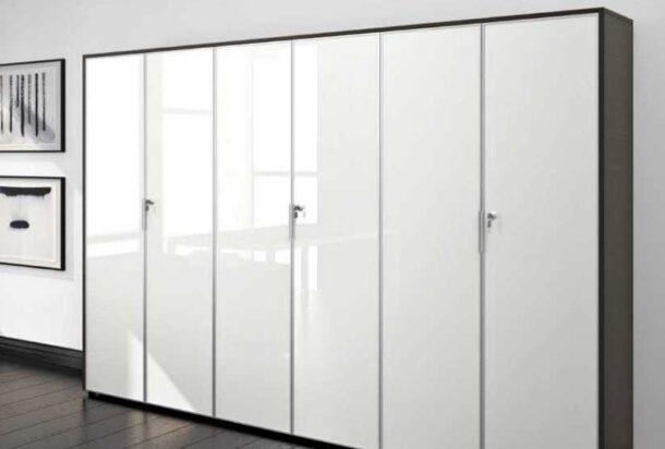 armadio p35 cm ante battente Colombini Adv arredamenti ufficio Torino
