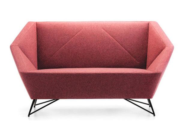 divano Prostoria 3angle sofà Adv arredamenti ufficio Torino