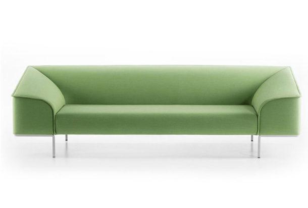 divano Prostoria Seam sofà Adv arredamenti ufficio Torino