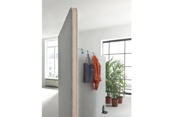 Martex Nucleo freestanding fonoassorbente da terra Adv arredamenti ufficio Torino