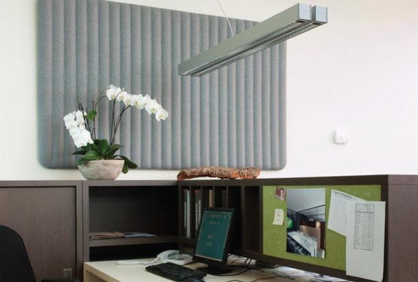 BuzziPod pannello fonoassorbente Adv arredamenti ufficio Torino