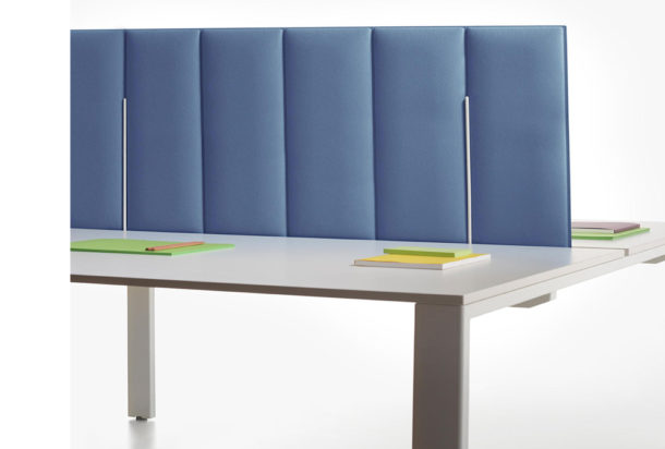 Slalom Eco Desk pannello fonoassorbente Adv arredamenti ufficio Torino Adv arredamenti ufficio Torino