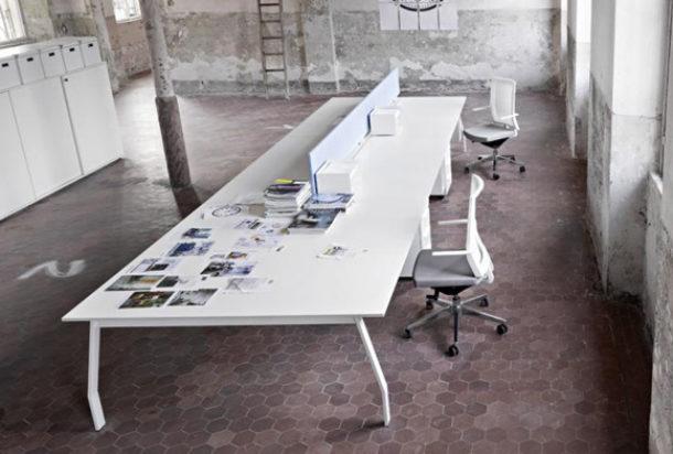 Scrivania operativa Adv arredamentI ufficio Torino