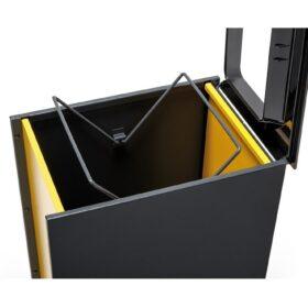 cestino Zurich Made Design Adv arredamenti ufficio Torino