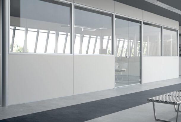 pareti divisorie line office