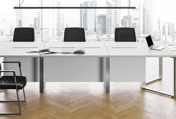 Tavolo riunioni LAS I MEET Adv arredamento ufficio Torino