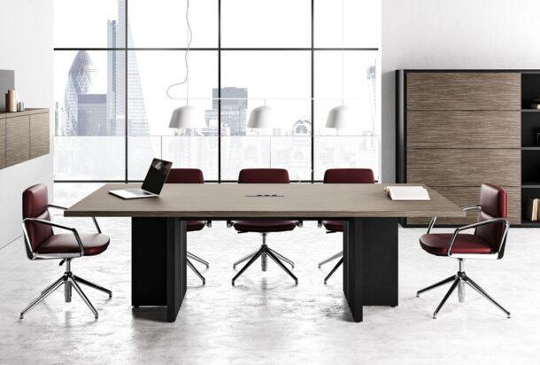 Tavolo riunioni Las Elite Adv arredamento ufficio Torino