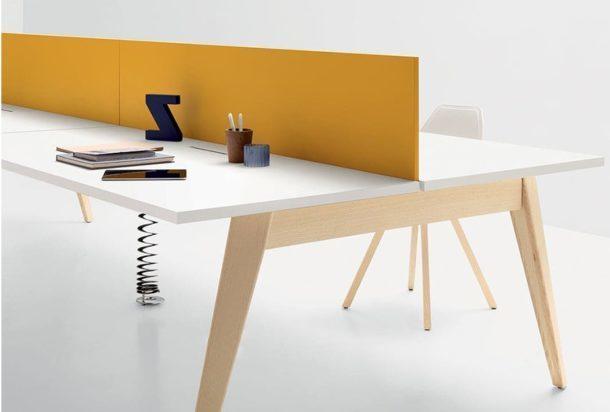 martex divisorio per scrivanie Adv arredamenti ufficio Torino