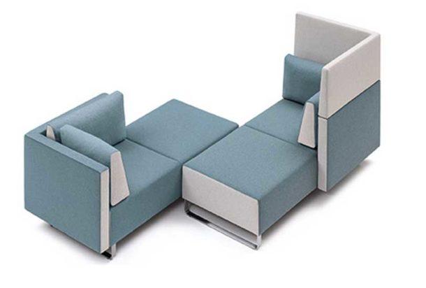 divano sedus sopha Adv arredamenti ufficio Torino
