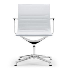 seduta manageriale icf una chair adv arredamento ufficio Torino
