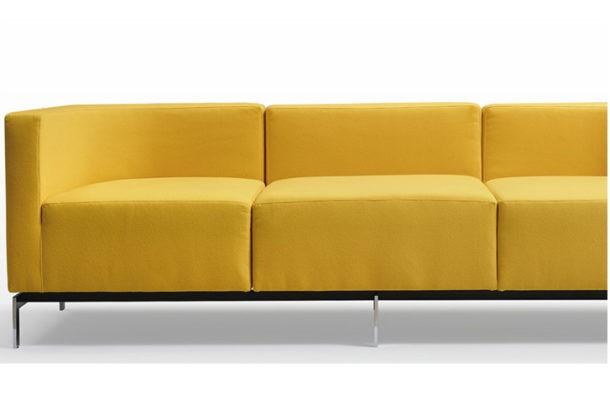 divano Quinti hub Adv arredamenti ufficio Torino