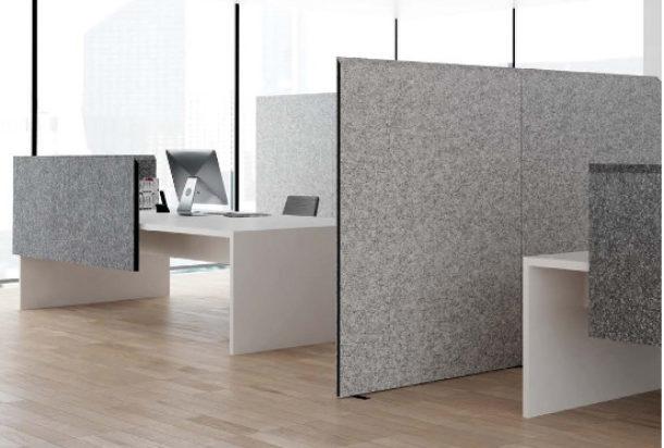 Garvan Blade freestanding Adv arredamenti ufficio Torino