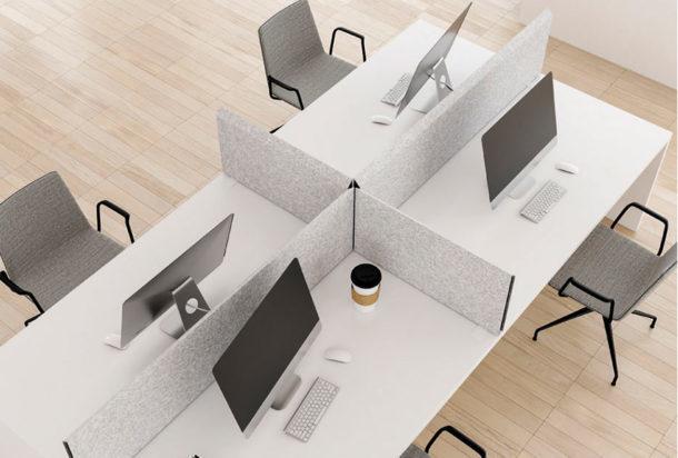 Garvan Blade scrivania Adv arredamenti ufficio Torino