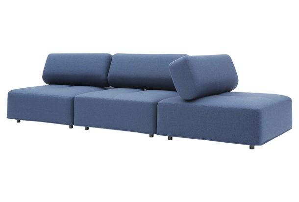 divano Softline cabala Adv arredamenti ufficio Torino