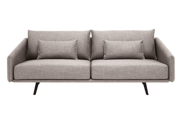 divano Stua costura sofà Adv arredamenti ufficio Torino