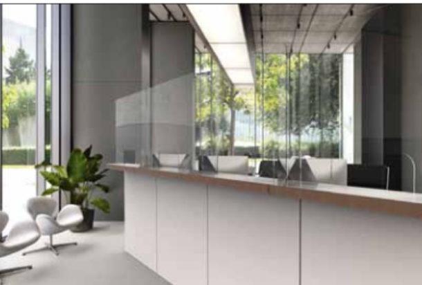divisorio da banco - Interior Design Services
