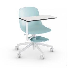 seduta collettività Infiniti Design Pure Loop Adv arredamento ufficio Torino