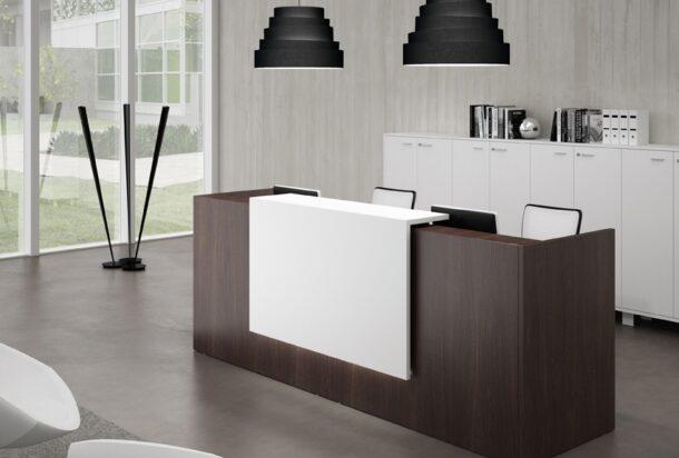 reception Quadrifoglio Z2 adv arredamento ufficio Torino
