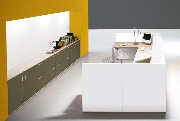 reception Martex Shelter Adv arredamento ufficio Torino